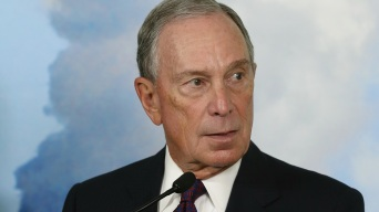 Independent Bloomberg to Endorse Democrat Clinton at DNC