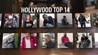 Hollywood Top 14 Homeless: Does LA's Plan Include Them?