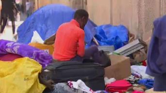Homeless Crisis Hearing Held