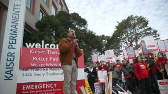 Kaiser Mental Health Clinicians Set to Begin 5-Day Strike