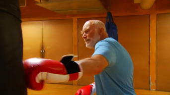 Boxing Program Helps Parkinson's Patients Become 'Rock Steady'