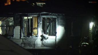 Man Found Dead After House Fire in La Canada-Flintridge