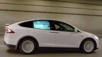 New Technology Displays Digital Ads on SF Cars