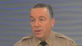 NewsConference: LA County Sheriff Responds to Criticism