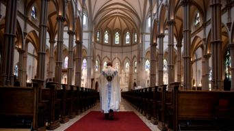 Catholic Church Abuse Victims Call for Calif. Investigation