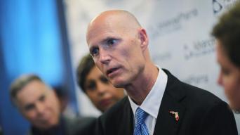 Florida Gov. Heads to San Jose Seeking Jobs
