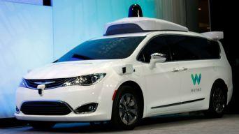 Waymo's Self-Driving Car Service Begins in Arizona