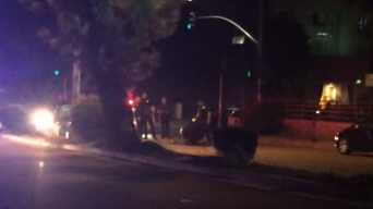 Brief DUI Driver Pursuit Ends in North Hollywood