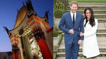 Sign a Royal Wedding Card in Hollywood