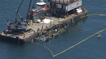 Early NTSB Report Says No Crewmembers Were Awake When Diving Boat Caught Fire