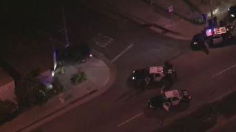 Pursuit of Attempted Murder Suspect Ends in Crash