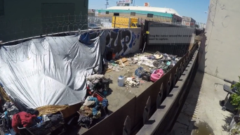 'Downtown is a Hellscape.' Business Grapples With Homeless