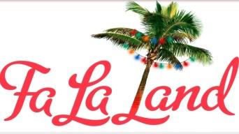 Immersive Pop-ups Go Holidays, at New 'Fa, La, Land'