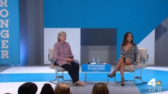 Clinton Hosts Digital Town Hall in SoCal
