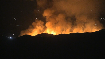 Evacuations Forced by Wildomar Fire Lifted