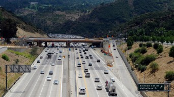 405 Project Contractor Has Incentive