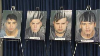 Suspects Arrested in Five-County Burglary Spree