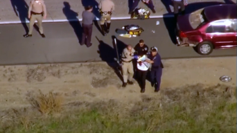 Driver Taken Into Custody After Tri-County Pursuit, Standoff