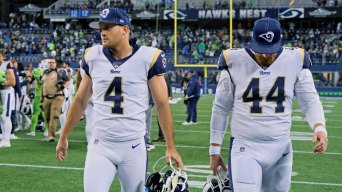 Rams Still Feeling Good, But Weren't Good Enough in Seattle