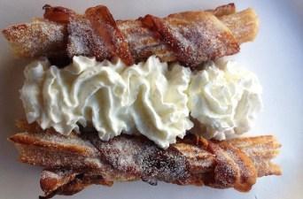 Costa Mesa Comestible: The Bacon-Wrapped Jack Daniels Churro