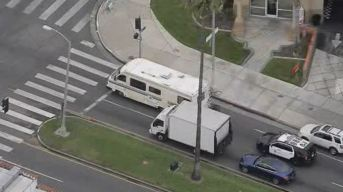 Children Safe, Registered Sex Offender Accused of Leading Motor Home Chase at Large