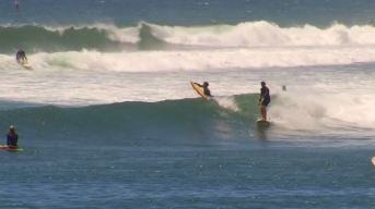 Surf's Up! High Surf Advisory Issued for SoCal Beaches