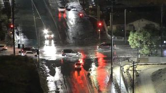 Stronger Storm Expected After Light Rain in SoCal