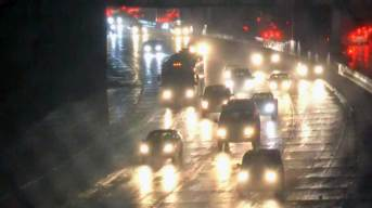 Thousands Without Power After Overnight Rainstorm