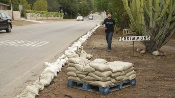 Map: Free Sandbags in Los Angeles County