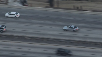 High-Speed Pursuit Ends With Pit Maneuver, Arrest in Ontario