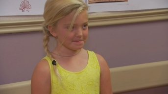 Years Later, Girl Returns to NICU That Saved Her Life