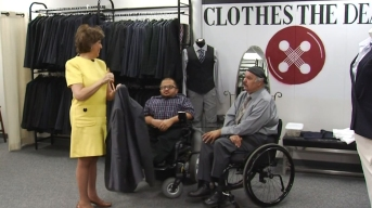 Nonprofit Provides Business Attire to Low-Income Individuals