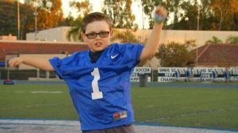 Boy Battling Cancer Signed to UCLA Football Team