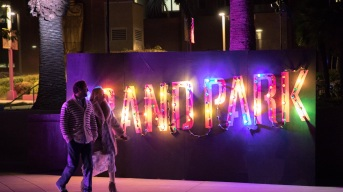 Free Light Experience Now Glowing at Grand Park