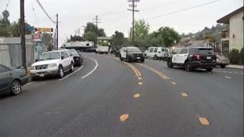 Stolen Car Pursuit Turns Into a Rolling Gunfight
