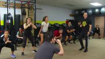 Borderline Boot Camp Raises Money for Victims' Families