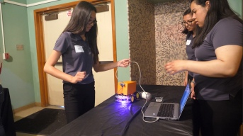 DIYgirls Make and Create Technology for Their Community