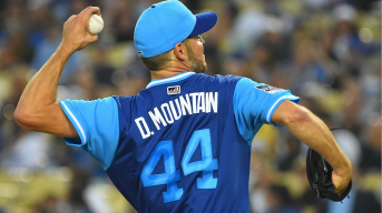 D. Mountain Delivers For Dodgers