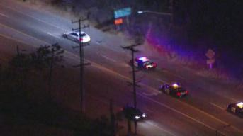 High-Speed Chase Ends in a Limp