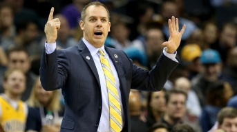 Lakers Reportedly Hiring Frank Vogel as New Head Coach