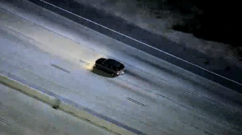 Reckless, High-Speed Driver Leads Chase Toward the Grapevine