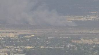 Firefighters Increase Containment Around Irwindale Fire