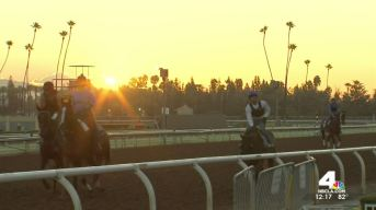 Autumn Race Season Opens at Santa Anita Park