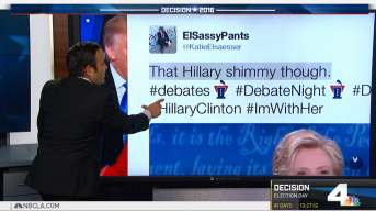 Social Media Frenzy Over First Presidential Debate