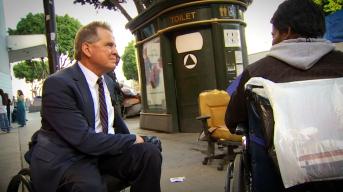 Reverend Keeps Hope Alive on Skid Row