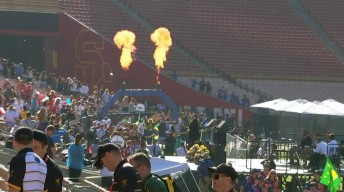 World Police and Fire Games Kick Off in Los Angeles