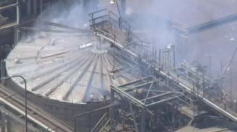 Evacuations Ordered Due to Refinery Chemical Release