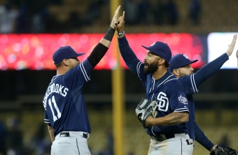 Mistakes Cost Dodgers in 7-3 Loss to Padres