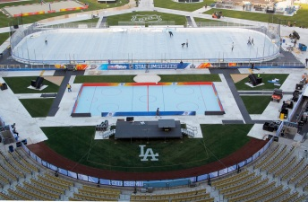 Kings to Play At Dodger Stadium