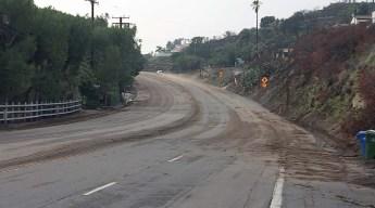 Evacuations Ordered as Steady Rain Threatens Southern California Hillsides